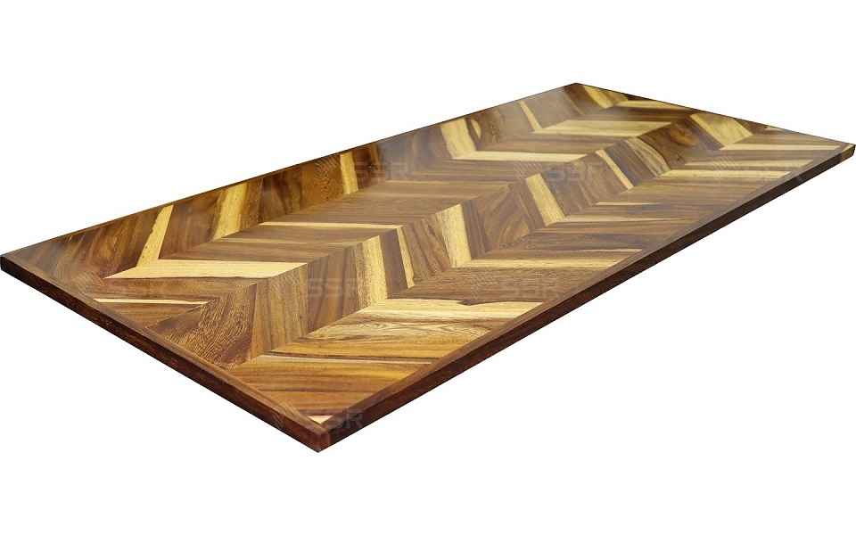 Wenge Herringbone Wood Plank Wood Panel Wood Board Oil Coating Oil Finish Wood Industry Global Commerce Trade International Wood Product Supplier Wholesale FSC Certified International Business Import Export
