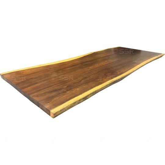 Senna Siamea Millettia laurentii Wenge Oil Coating Oil Finish Live Edge Natural Edge Wood Slab Wood Industry Global Commerce Trade International Wood Product Supplier Wholesale FSC Certified International Business Import Export