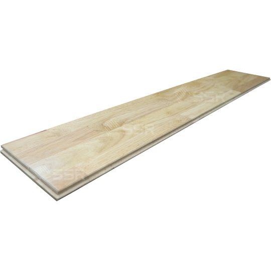 Rubberwood Flooring Ssr Vina