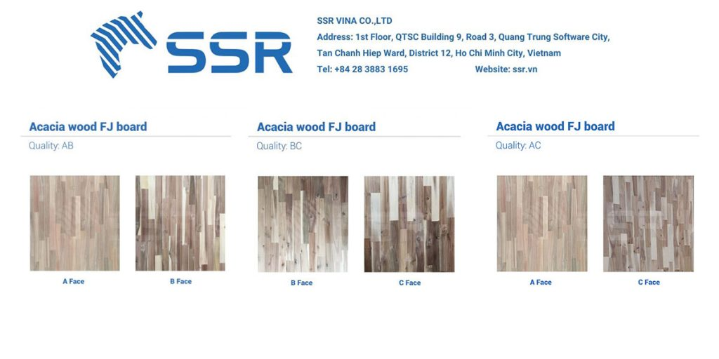 quality standard of acacia wood countertop ssrvina-13